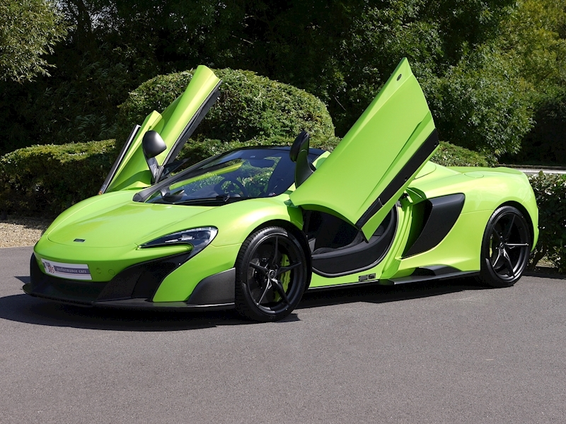 Mclaren 675LT Spider - 1 of 500 - Large 23