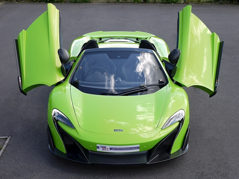 Mclaren 675LT Spider - 1 of 500 - Large 28
