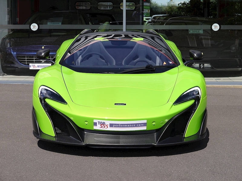Mclaren 675LT Spider - 1 of 500 - Large 41