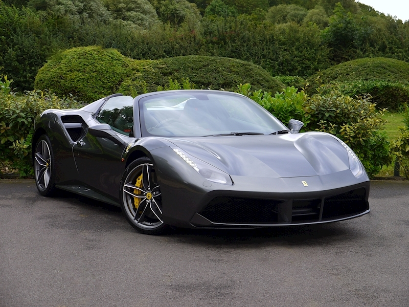 Ferrari 488 Spider - Large 31