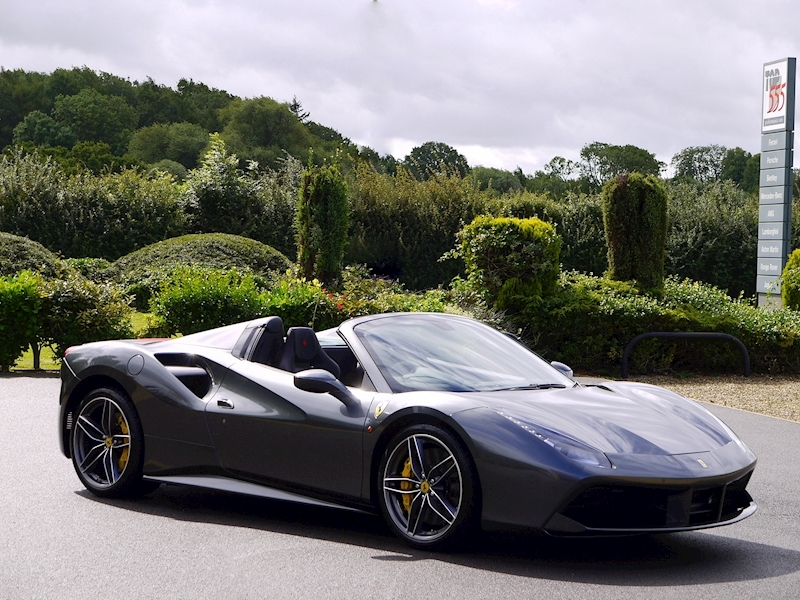 Ferrari 488 Spider - Large 39