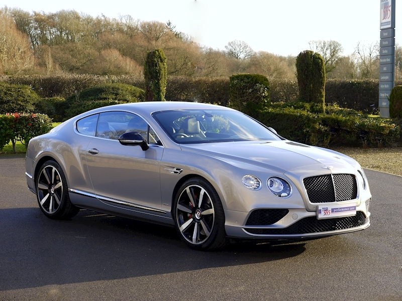 Bentley Continental GT 4.0 V8 S Mulliner - Large 25