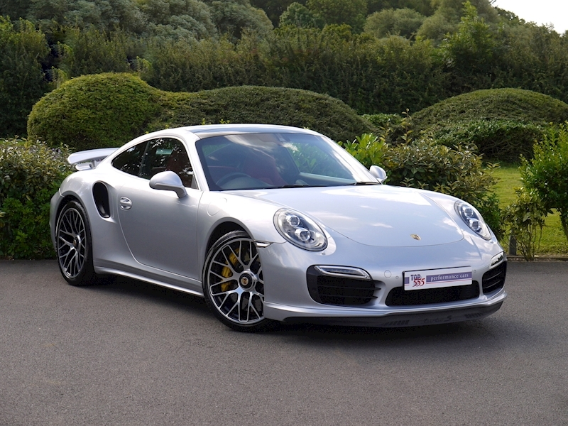 Porsche 911 (991) Turbo S Coupe 3.8 PDK - Large 22