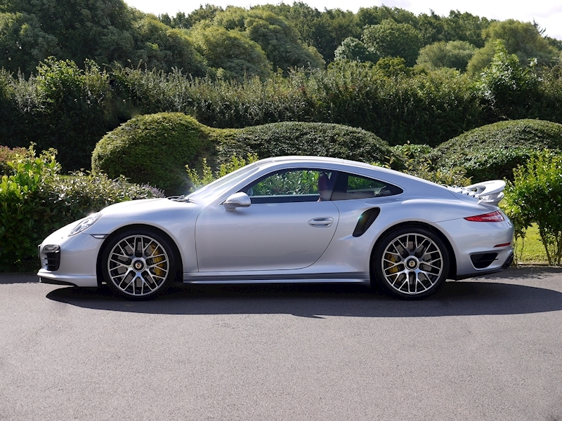 Porsche 911 (991) Turbo S Coupe 3.8 PDK - Large 3
