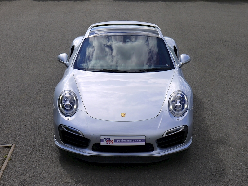 Porsche 911 (991) Turbo S Coupe 3.8 PDK - Large 23