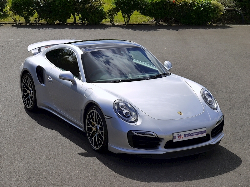 Porsche 911 (991) Turbo S Coupe 3.8 PDK - Large 0