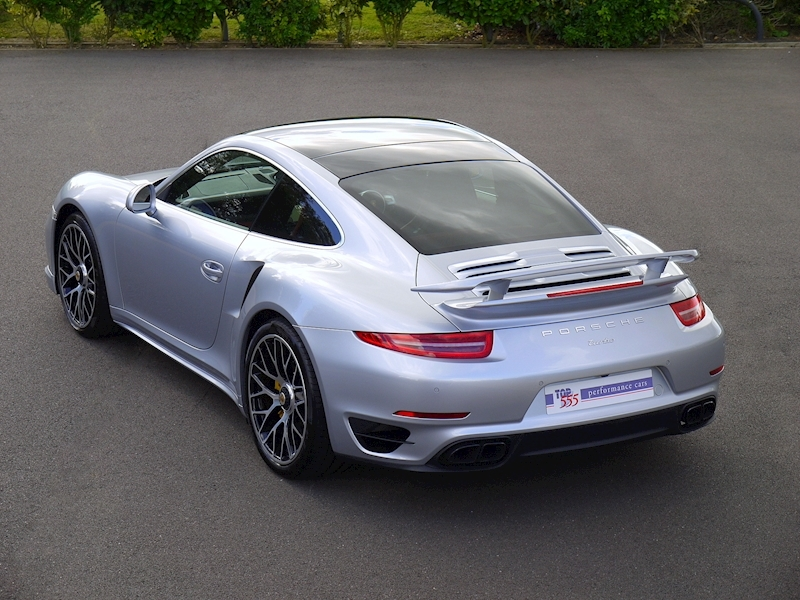 Porsche 911 (991) Turbo S Coupe 3.8 PDK - Large 34