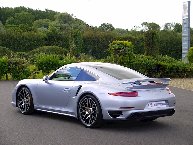 Porsche 911 (991) Turbo S Coupe 3.8 PDK - Large 35