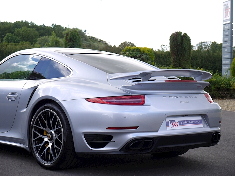 Porsche 911 (991) Turbo S Coupe 3.8 PDK - Large 36