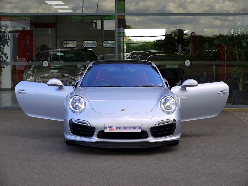 Porsche 911 (991) Turbo S Coupe 3.8 PDK - Large 37
