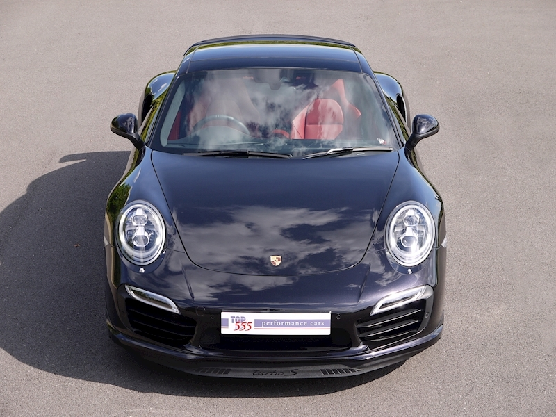 Porsche 911 (991) Turbo S Coupe 3.8 PDK - Large 21