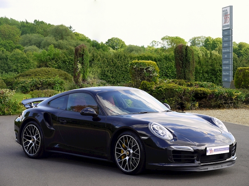 Porsche 911 (991) Turbo S Coupe 3.8 PDK - Large 28