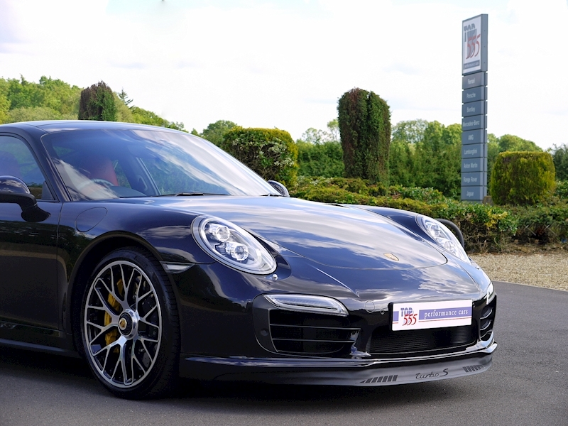 Porsche 911 (991) Turbo S Coupe 3.8 PDK - Large 29