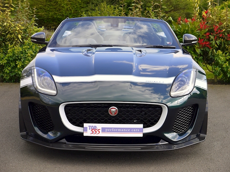 Jaguar Project 7 - 1 of only 80 UK Cars - Large 16