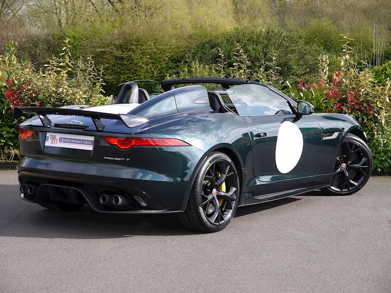 Jaguar Project 7 - 1 of only 80 UK Cars - Large 22
