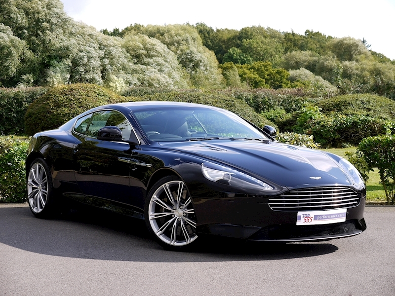 Aston Martin Virage Coupe Touchtronic - Large 23