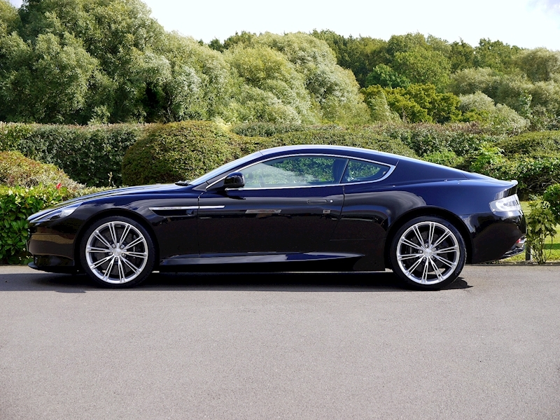 Aston Martin Virage Coupe Touchtronic - Large 2