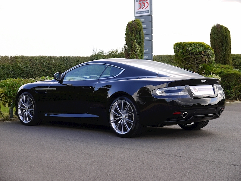 Aston Martin Virage Coupe Touchtronic - Large 9