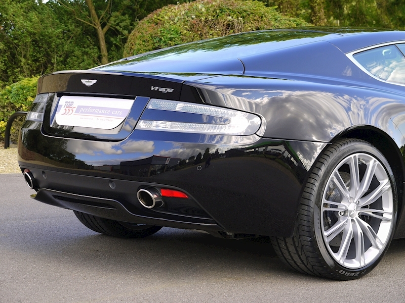 Aston Martin Virage Coupe Touchtronic - Large 10