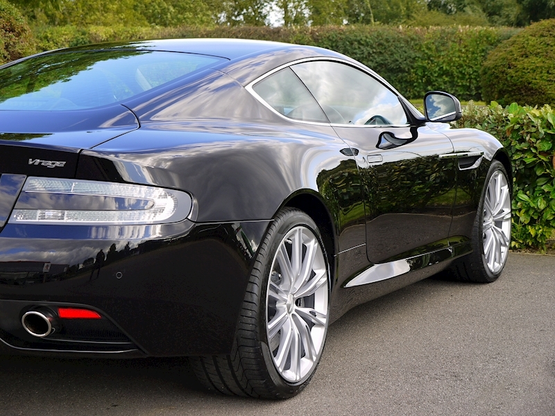 Aston Martin Virage Coupe Touchtronic - Large 13