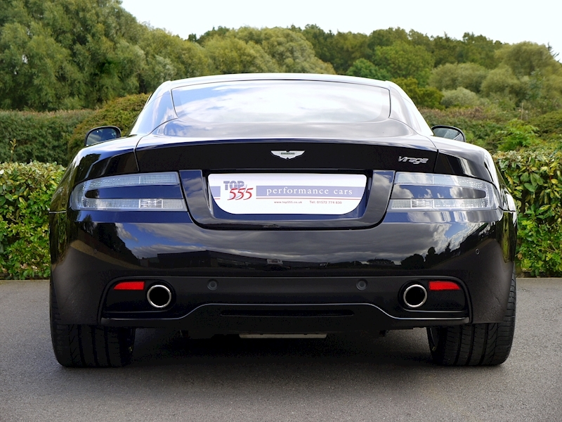 Aston Martin Virage Coupe Touchtronic - Large 14