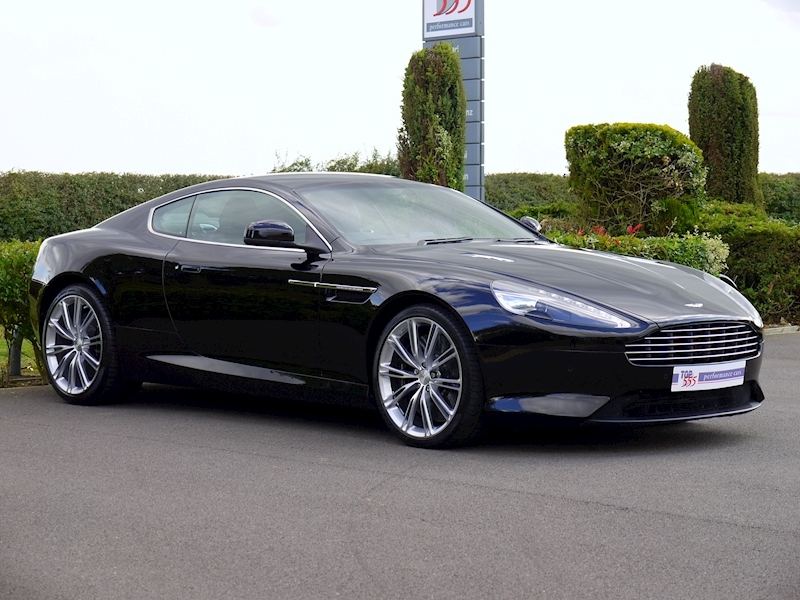 Aston Martin Virage Coupe Touchtronic - Large 17