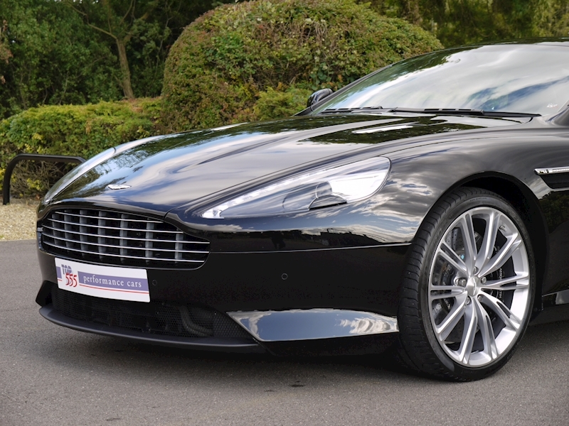 Aston Martin Virage Coupe Touchtronic - Large 18