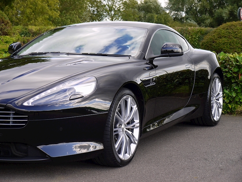Aston Martin Virage Coupe Touchtronic - Large 19