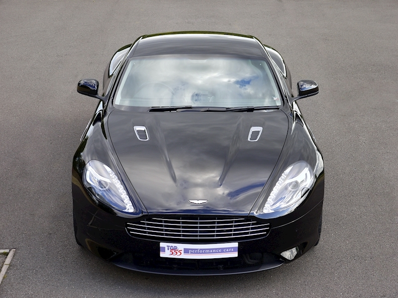 Aston Martin Virage Coupe Touchtronic - Large 22
