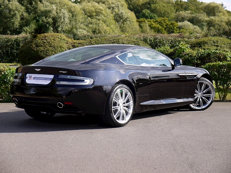 Aston Martin Virage Coupe Touchtronic - Large 24