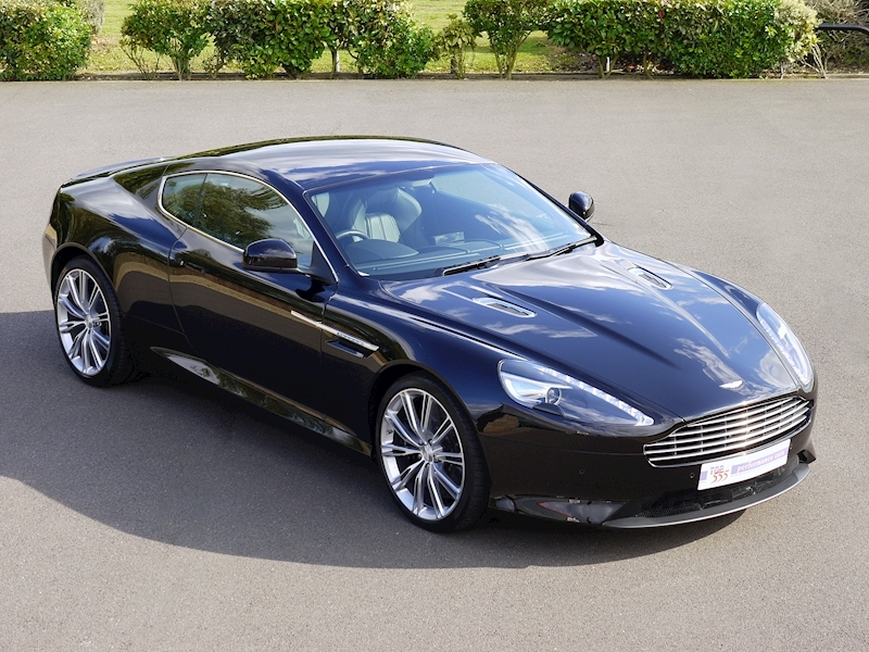 Aston Martin Virage Coupe Touchtronic - Large 0