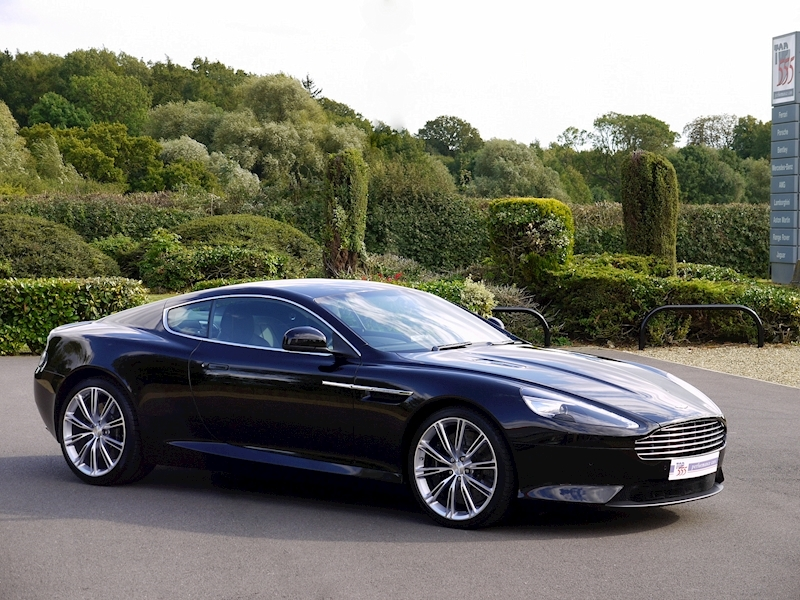 Aston Martin Virage Coupe Touchtronic - Large 30