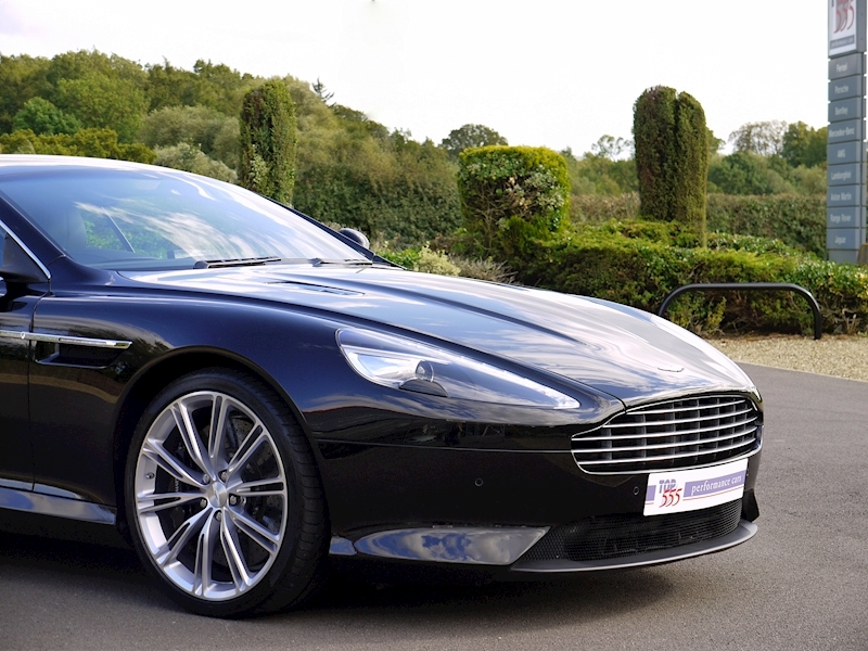 Aston Martin Virage Coupe Touchtronic - Large 31