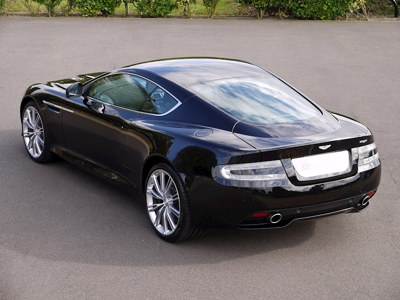 Aston Martin Virage Coupe Touchtronic - Large 32
