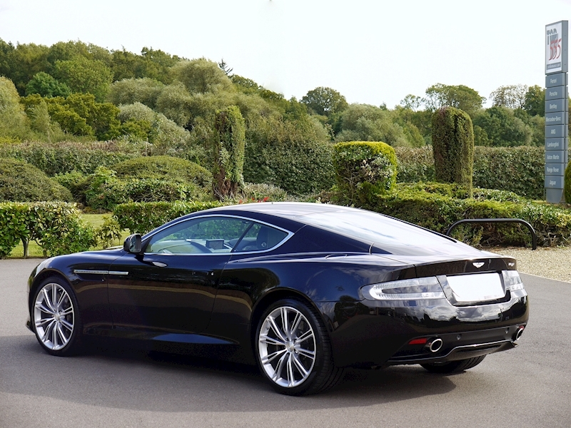 Aston Martin Virage Coupe Touchtronic - Large 33