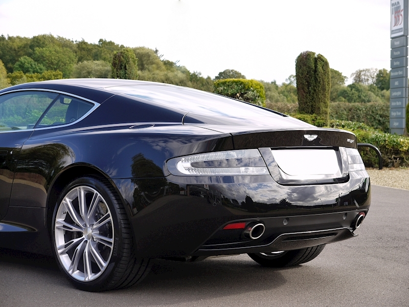 Aston Martin Virage Coupe Touchtronic - Large 34