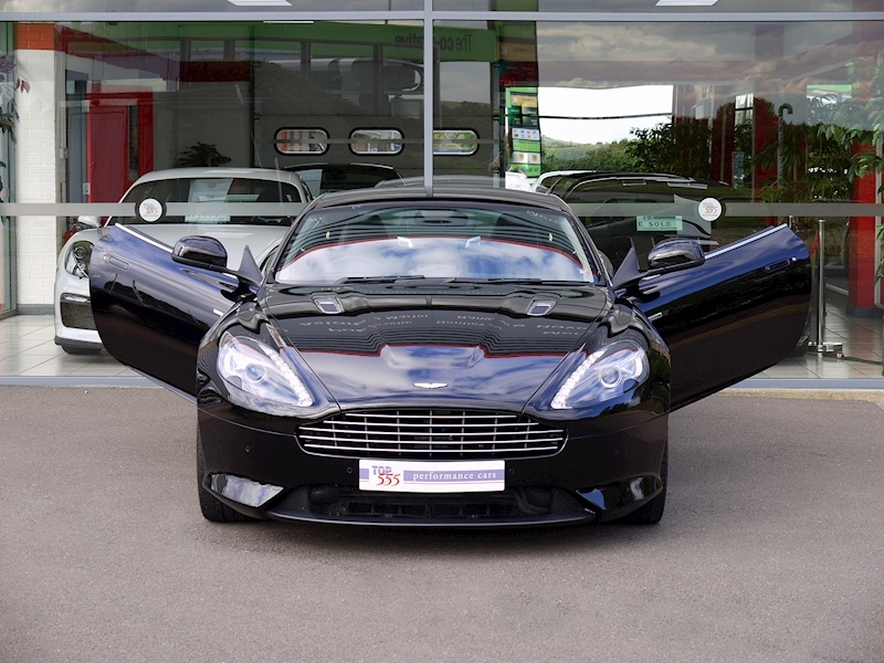 Aston Martin Virage Coupe Touchtronic - Large 35