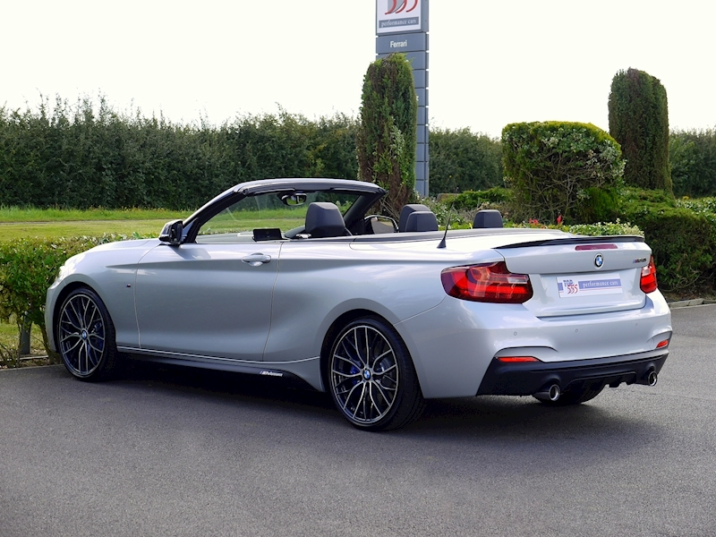 Bmw M240i Convertible 'M Performance' - Large 9