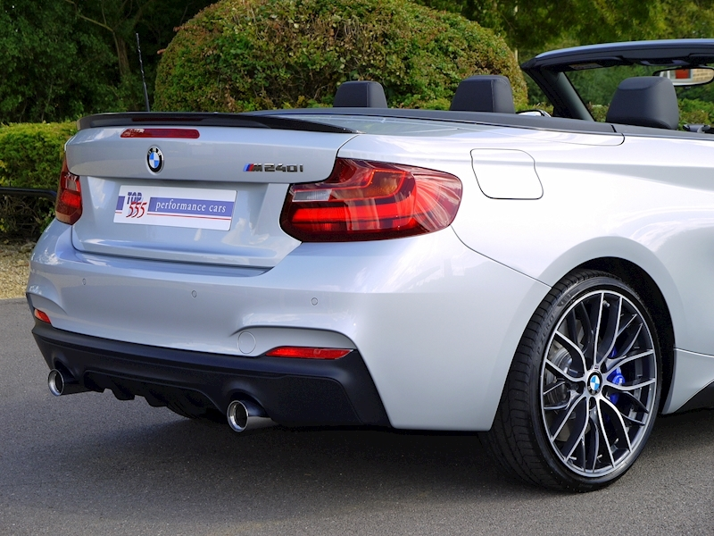 Bmw M240i Convertible 'M Performance' - Large 10