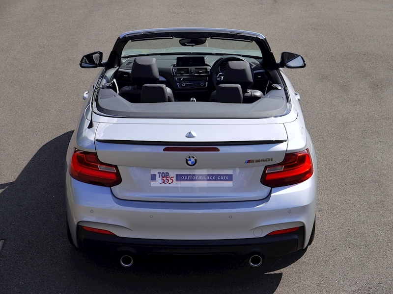 Bmw M240i Convertible 'M Performance' - Large 21