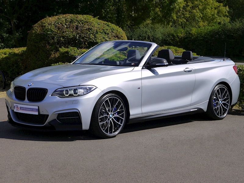 Bmw M240i Convertible 'M Performance' - Large 22