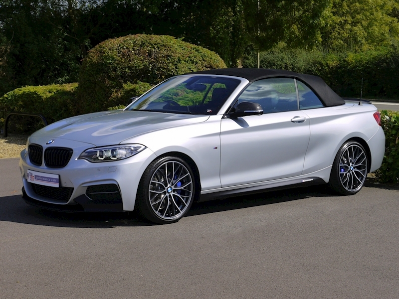 Bmw M240i Convertible 'M Performance' - Large 26