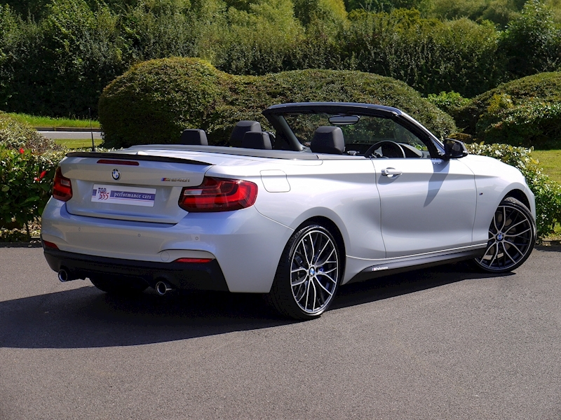 Bmw M240i Convertible 'M Performance' - Large 28