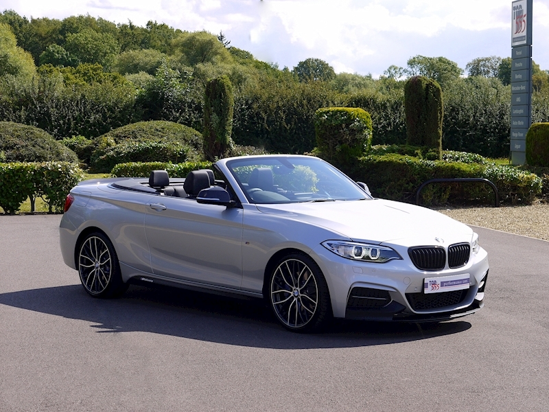 Bmw M240i Convertible 'M Performance' - Large 33