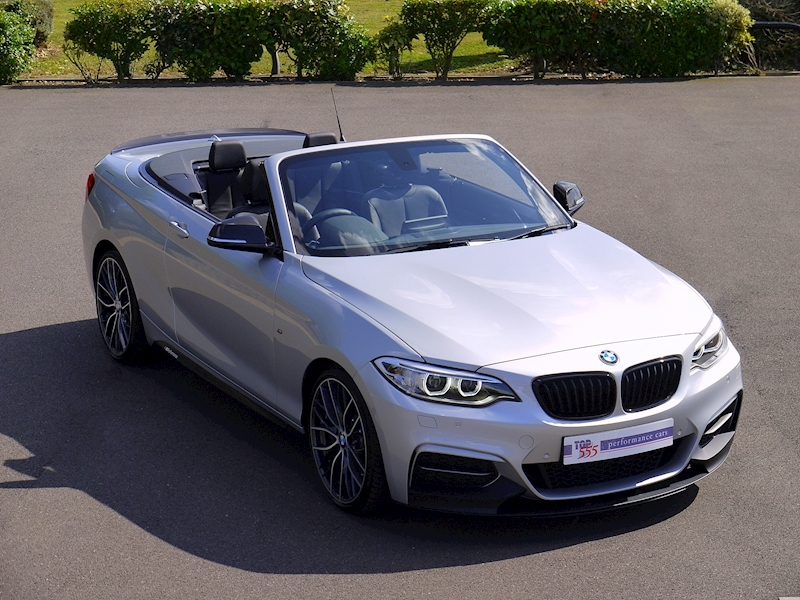 Bmw M240i Convertible 'M Performance' - Large 0