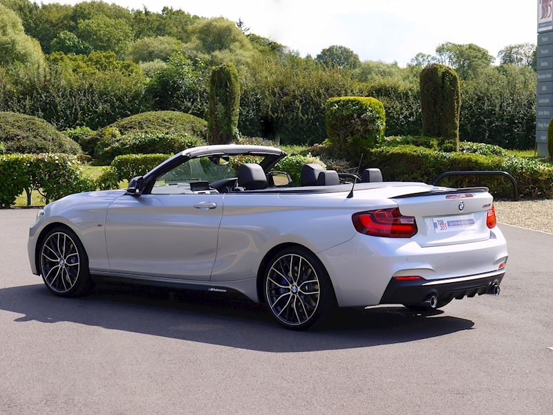 Bmw M240i Convertible 'M Performance' - Large 34