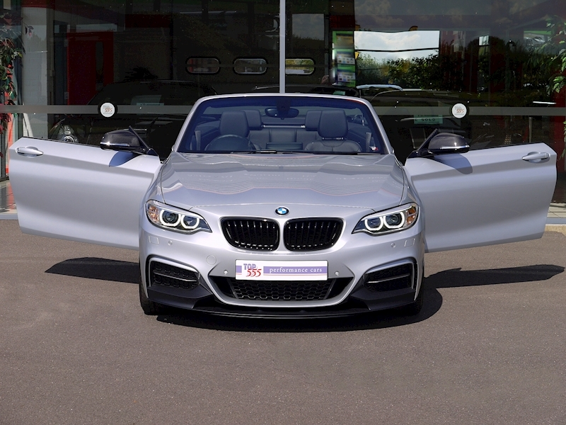 Bmw M240i Convertible 'M Performance' - Large 36