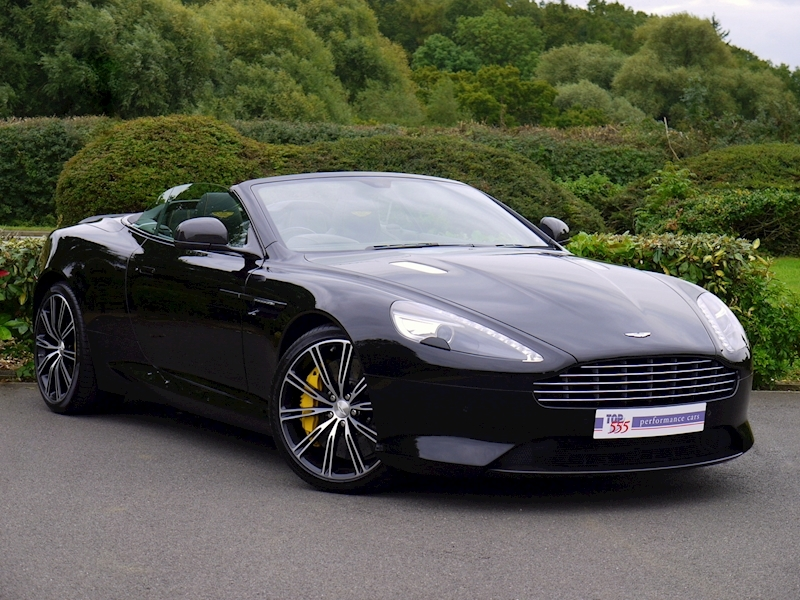 Aston Martin DB9 Volante 'Carbon Edition' Touchtronic 2 - Large 30