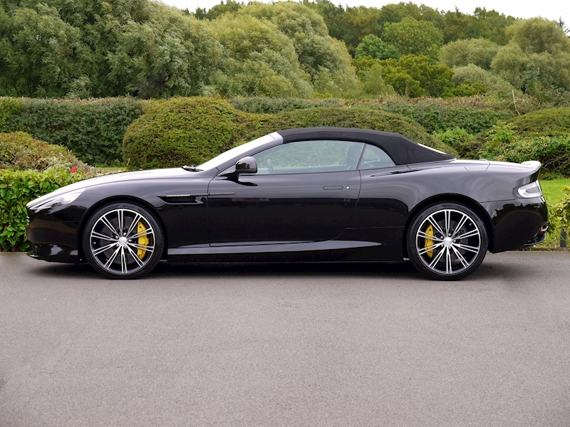 Aston Martin DB9 Volante 'Carbon Edition' Touchtronic 2 - Large 10