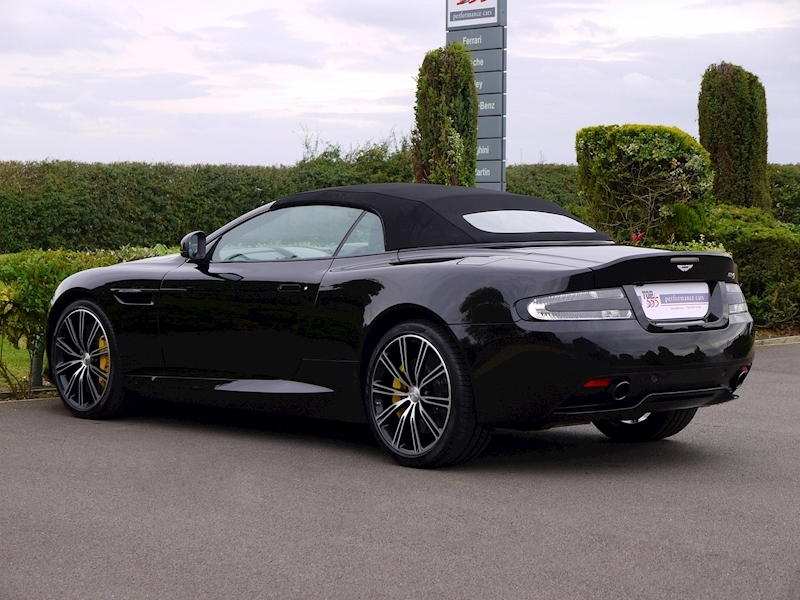 Aston Martin DB9 Volante 'Carbon Edition' Touchtronic 2 - Large 11